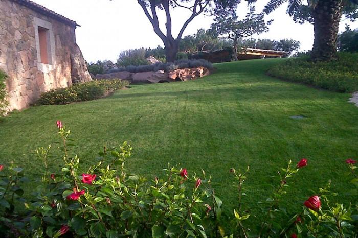 Progettazione e realizzazione giardini in costa smeralda porto cervo olbia sardegna - Giardini privati foto ...