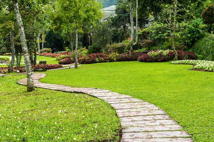 Servizi complementari per giardini in olbia costa for Giardini arredati