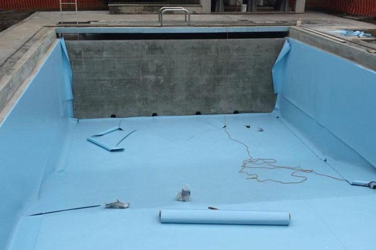 La scelta delle finiture e del rivestimento della piscine for Liner per piscine