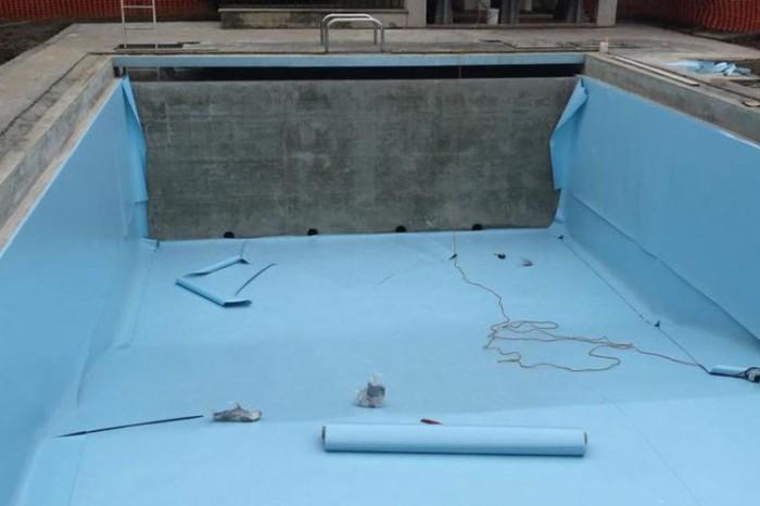 La scelta delle finiture e del rivestimento della piscine in costa smeralda porto cervo - Liner per piscine ...