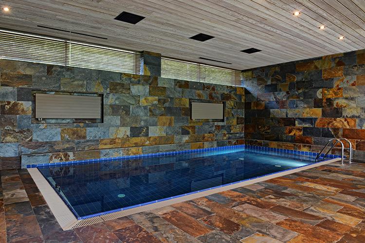 Mini piscine da interno in costa smeralda porto cervo olbia sardegna - Piscine da interno ...